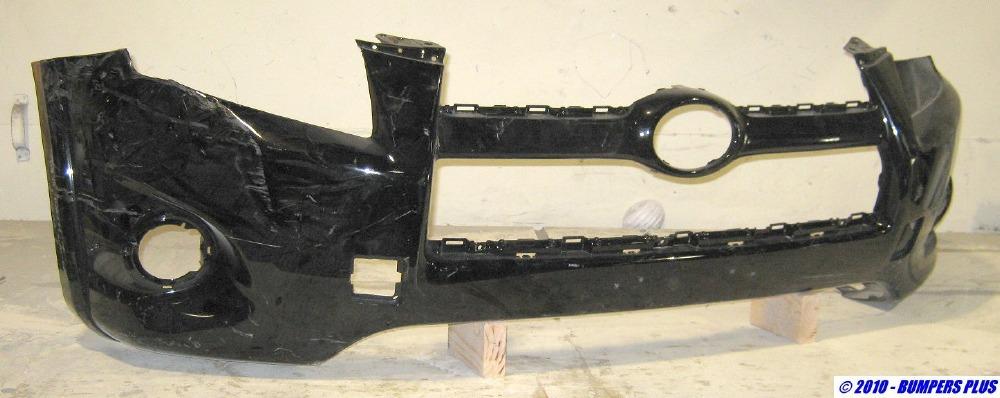 2009 2012 toyota rav4 limited model front bumper cover bumper megastore. Black Bedroom Furniture Sets. Home Design Ideas