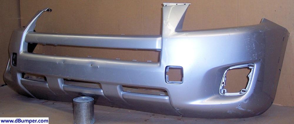 2009 2012 Toyota Rav4 Sport Model Front Bumper Cover