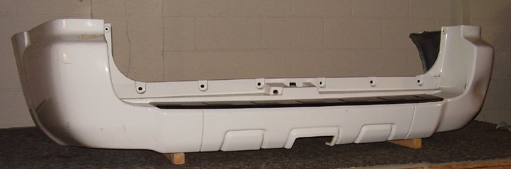 hitch 4runner toyota 2006 trailer bumper rear 2009