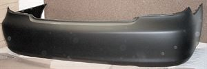 2002 2006 toyota camry japan built rear bumper cover bumper megastore. Black Bedroom Furniture Sets. Home Design Ideas