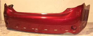 Picture of 2009-2010 Toyota Corolla S|XRS Rear Bumper Cover