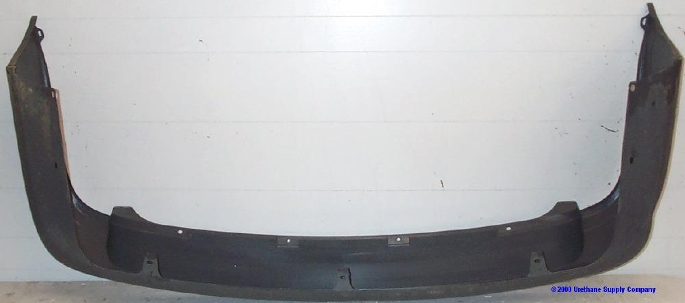 1998-2003 Toyota Sienna textured