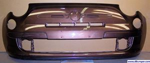 Picture of 2012-2013 Fiat 500 POP Front Bumper Cover