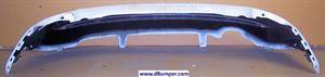 Picture of 2012-2013 Fiat 500 POP|LOUNGE; w/Rear Object Sensors Rear Bumper Cover