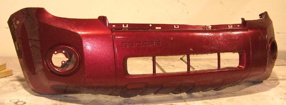 Ford Escape Xlt >> 2008-2012 Ford Escape XLS/XLT; PTM Front Bumper Cover -BUMPER MEGASTORE
