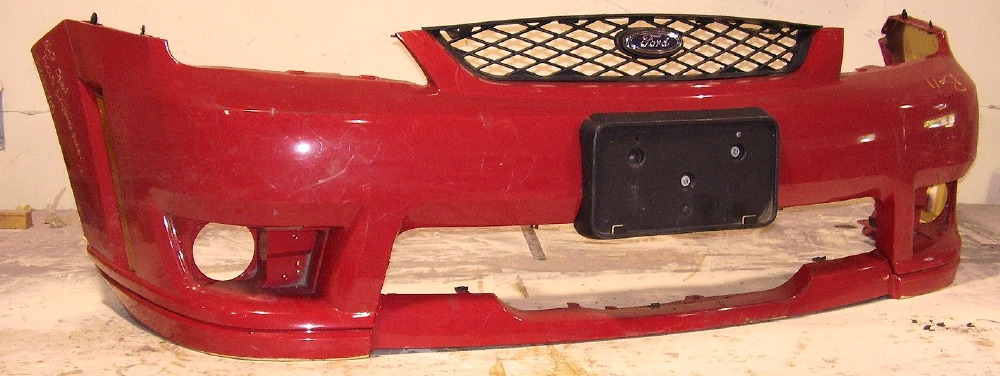 2006 2007 Ford Focus W Appearance Package Front Bumper