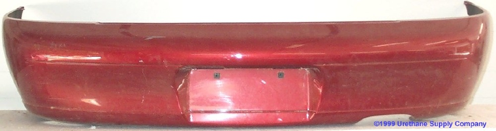 ford escort 2002 rear bumper