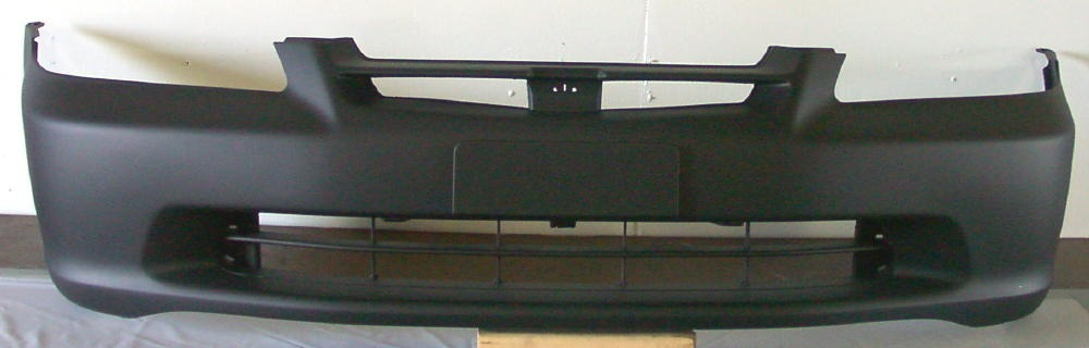 1998 2000 honda accord 4dr sedan front bumper cover. Black Bedroom Furniture Sets. Home Design Ideas