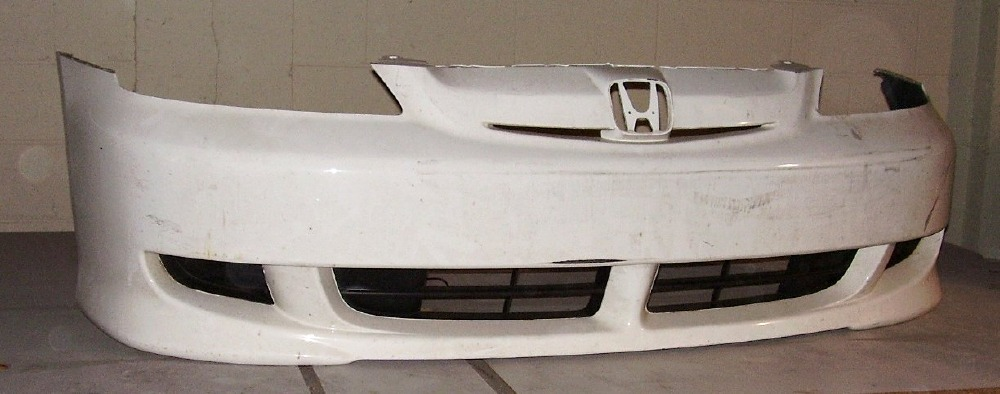 2003 Honda Civic Hybrid Front Bumper Cover Bumper Megastore
