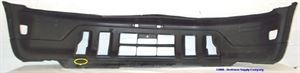 Picture of 1997-2001 Honda CR-V LX/EX; dark gray Front Bumper Cover