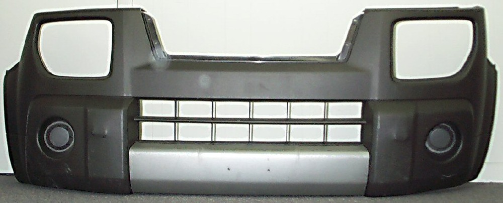 Front BUMPER COVER Primed for 2003-2005 Honda Element