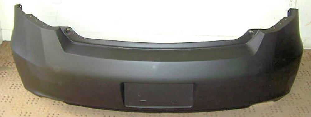 2008-2012 Honda Accord Coupe; 2.4L Rear Bumper Cover -BUMPER MEGASTORE