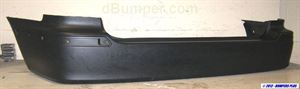 Picture of 1998 Honda Odyssey Rear Bumper Cover