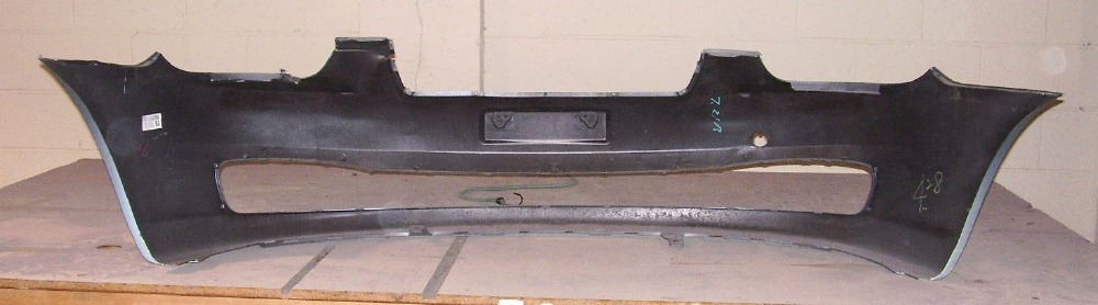 2006 2011 Hyundai Accent 4dr Sedan Front Bumper Cover