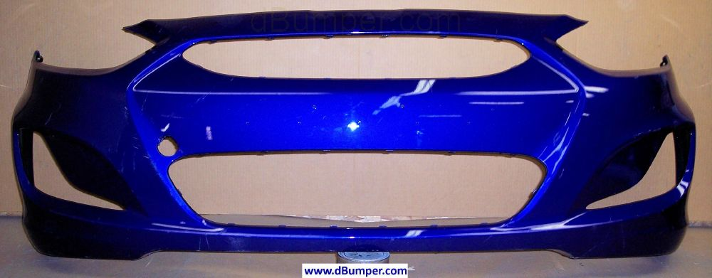2012 2013 Hyundai Accent All Front Bumper Cover Bumper
