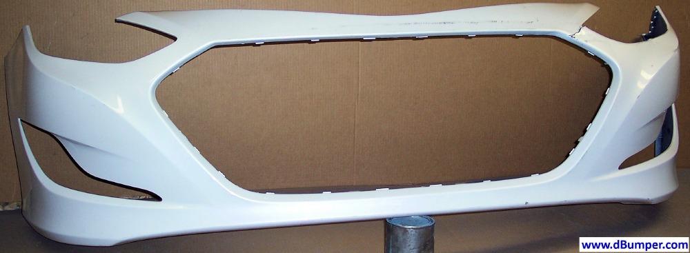 2011 2013 Hyundai Sonata Hybrid Front Bumper Cover Bumper