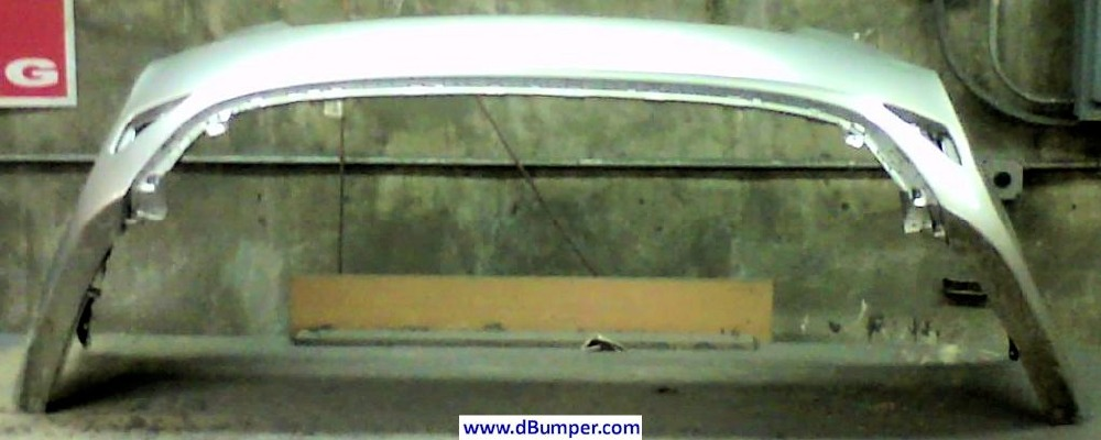 2011 2013 Hyundai Sonata Hybrid Rear Bumper Cover Bumper