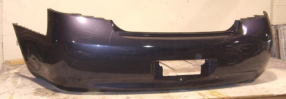 2009 Infiniti G37 Sedan Rear Bumper Cover Bumper Megastore