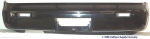 Picture of 1993-1997 Infiniti J30 Rear Bumper Cover