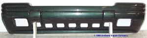 Picture of 1996-1998 Jeep Cherokee/Wagoneer (full Size) Grand Cherokee Laredo/Limited/TSi; w/fog lamps Front Bumper Cover