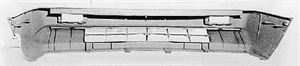 Picture of 1985-1986 Dodge Colt 2dr hatchback/4dr hatchback/4dr sedan Front Bumper Cover