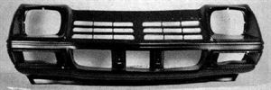 Picture of 1982-1983 Dodge Omni/Charger/Shelby/ OMNI/CHARGER/SHELBY/024 Front Bumper Cover