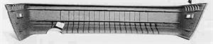 Picture of 1986-1989 Isuzu I-MARK 4dr sedan; FWD; from 7/86 Rear Bumper Cover