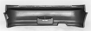 Picture of 1990-1992 Isuzu Impulse 2dr hatchback Rear Bumper Cover