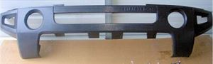 Picture of 2006-2010 Hummer H3 Textured Grey Front Bumper Cover