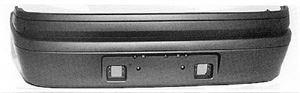 Picture of 1990-1991 Eagle Talon High trim Rear Bumper Cover