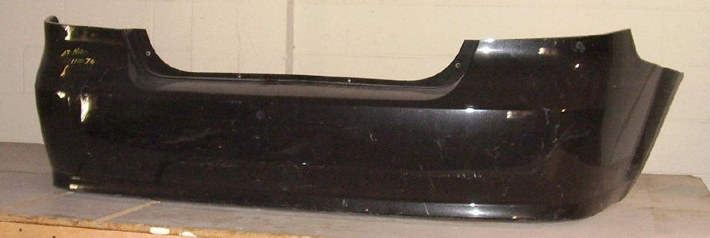 2007-2011 Chevrolet Aveo 4dr sedan Rear Bumper Cover ...